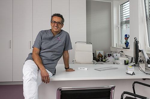 Dr. Amiri - Urologe