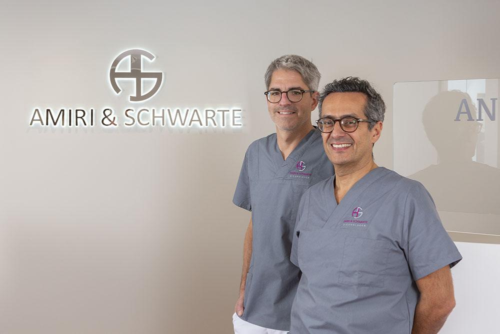 Dr. Amiri und Dr. Schwarte, Urologen